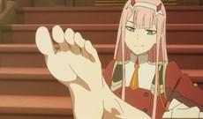 Hướng dẫn vẽ bàn chân nhân vật Anime, Manga từ các góc nhìn khác nhau