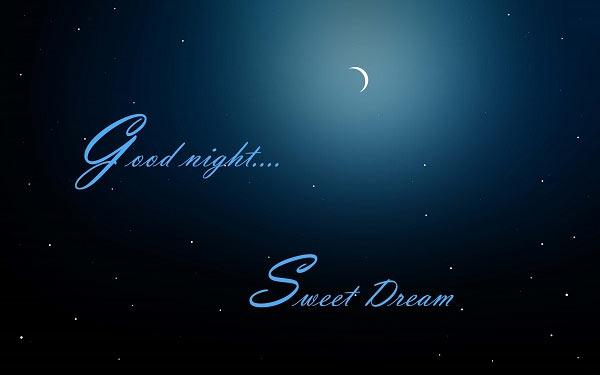 SMS chúc ngủ ngon cho bạn bè