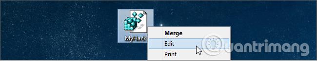 Cách tự tạo file hack Windows Registry - Ảnh minh hoạ 2