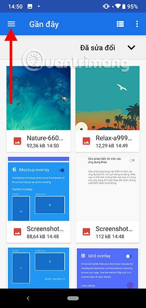 Hướng dẫn đổi hình nền trên Facebook, Messenger trên điện thoại - Ảnh minh hoạ 4