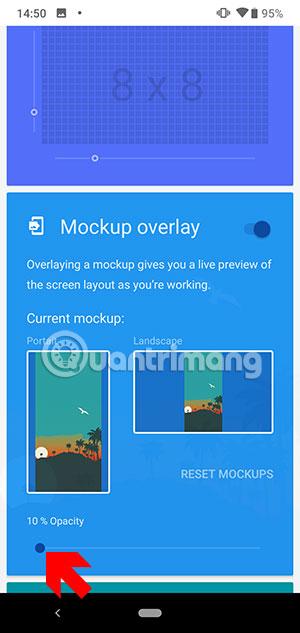 Hướng dẫn đổi hình nền trên Facebook, Messenger trên điện thoại - Ảnh minh hoạ 6