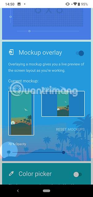 Hướng dẫn đổi hình nền trên Facebook, Messenger trên điện thoại - Ảnh minh hoạ 7