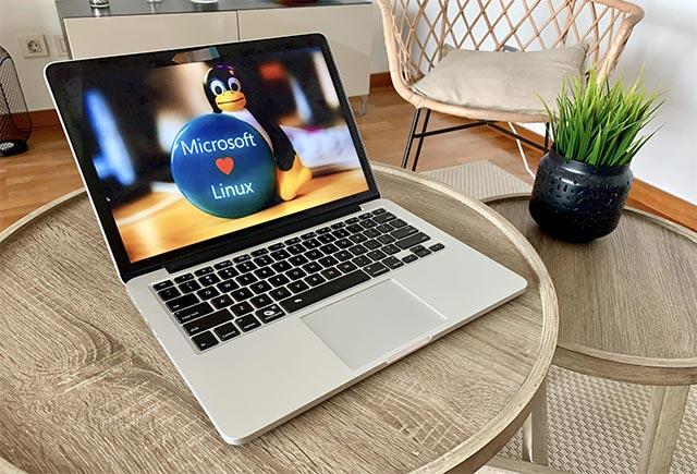 Microsoft đã thay đổi hoàn toàn thái độ với Linux