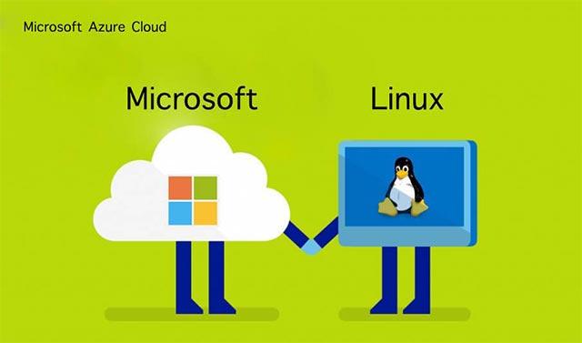 Tỷ lệ khách hàng sử dụng Linux đã vượt Windows trên Azure