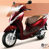 Honda Việt Nam ra mắt xe LEAD 125cc 2019 mới cực sang chảnh, giá 38 triệu đồng