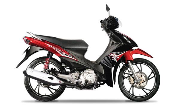 Xe máy Suzuki Axelo 125 1