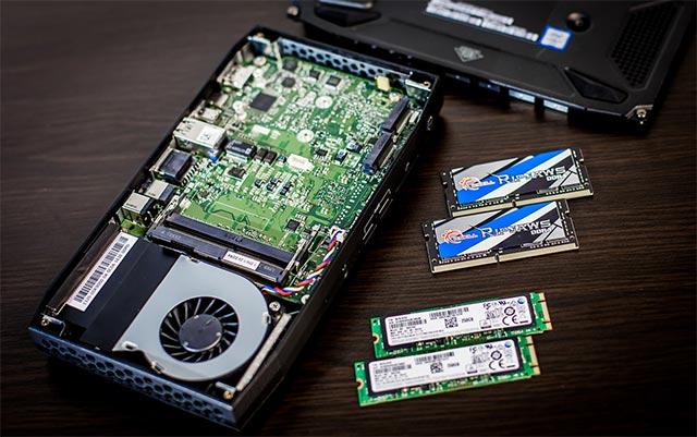 Những chiếc PC barebone là cây cầu nối tuyệt vời đến thế giới PC tùy chỉnh