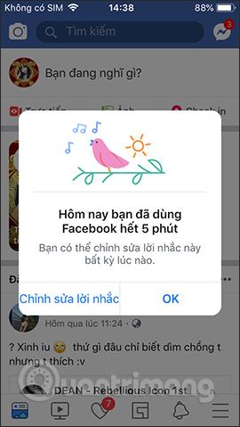Cách tạo giới hạn thời gian dùng Facebook - Ảnh minh hoạ 10