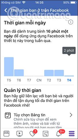 Cách tạo giới hạn thời gian dùng Facebook - Ảnh minh hoạ 4