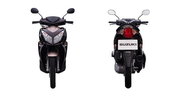 Suzuki Impulse mới