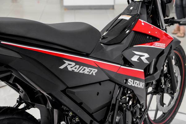 Suzuki Raider 2019 10