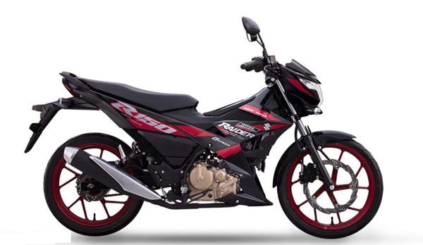 Suzuki Raider 2019 5