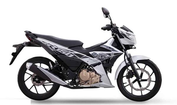 Suzuki Raider 2019 6
