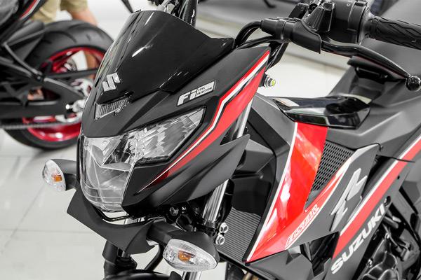 Suzuki Raider 2019 9