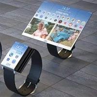 IBM đăng ký bằng sáng chế cho công nghệ màn hình trượt, biến smartwatch thành smartphone chỉ với vài thao tác đơn giản