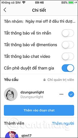 Hướng dẫn chat nhóm trên Instagram - Ảnh minh hoạ 20