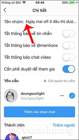 Hướng dẫn chat nhóm trên Instagram - Ảnh minh hoạ 21