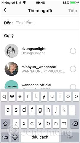 Hướng dẫn chat nhóm trên Instagram - Ảnh minh hoạ 24