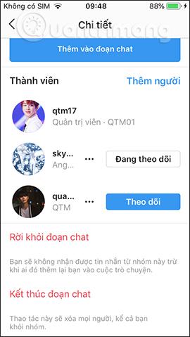 Hướng dẫn chat nhóm trên Instagram - Ảnh minh hoạ 25