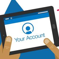 Cách tìm tài khoản liên kết với địa chỉ email