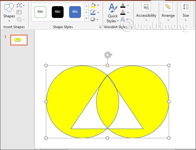 Ghép 3 hình khối