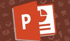 Cách gộp các hình khối trong PowerPoint