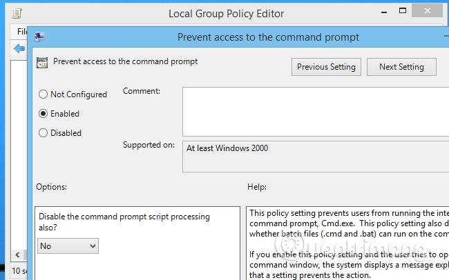 Cách sử dụng Local Group Policy Editor tinh chỉnh máy tính - Ảnh minh hoạ 2