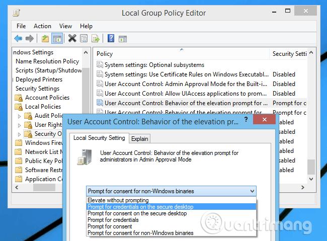 Cách sử dụng Local Group Policy Editor tinh chỉnh máy tính - Ảnh minh hoạ 5