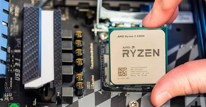Top 13 CPU AMD tốt nhất 2020