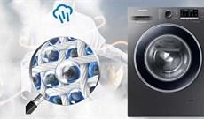 Tìm hiểu tính năng thông minh trên máy giặt Samsung Addwash