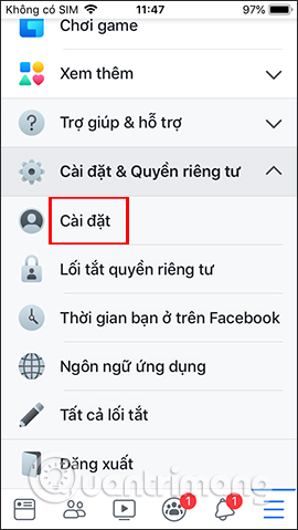 Hướng dẫn xóa số điện thoại Facebook - Ảnh minh hoạ 3