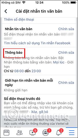 Hướng dẫn xóa số điện thoại Facebook - Ảnh minh hoạ 8