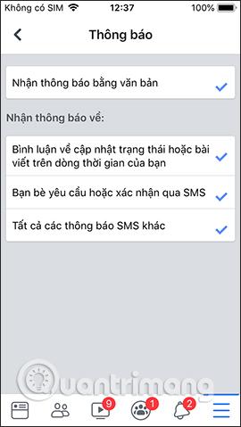 Hướng dẫn xóa số điện thoại Facebook - Ảnh minh hoạ 9