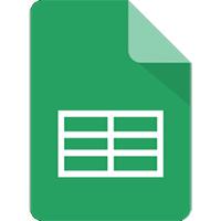 Cách dùng hàm AVERAGE trong Google Sheets