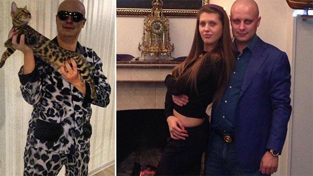 """Evgeniy Mikhailovich Bogachev đang có cuộc sống xa hoa như một vị """"vua"""" ở Nga"""