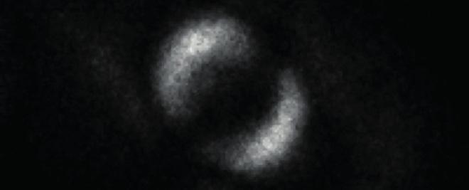 Bức ảnh đầu tiên chụp được hiện tượng vướng lượng tử.