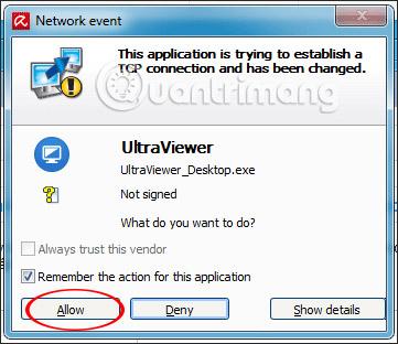 Cách sửa lỗi không hiện ID trên Ultraviewer - Quantrimang com