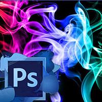 Cách tạo nền sương mù đầy màu sắc trong Adobe Photoshop