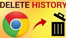 Cách xóa sạch dữ liệu duyệt web trên Chrome
