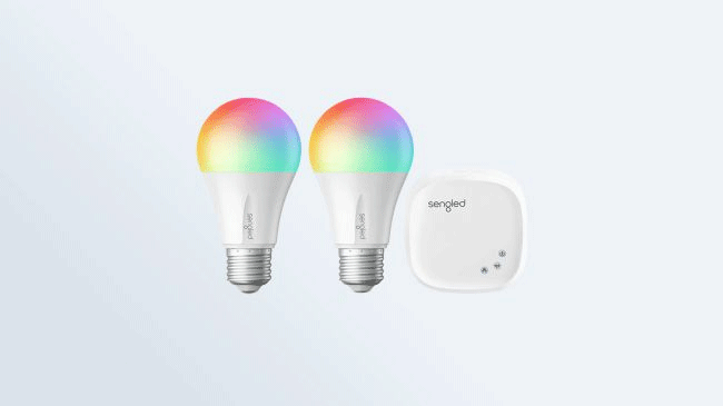 Bóng đèn thông minh Sengled Smart LED Multicolor Starter Kit