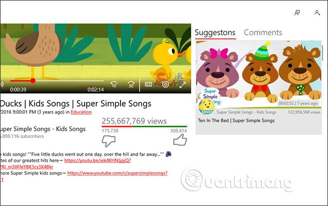 Cách dùng FoxTube xem YouTube trên Windows 10 - Quantrimang com