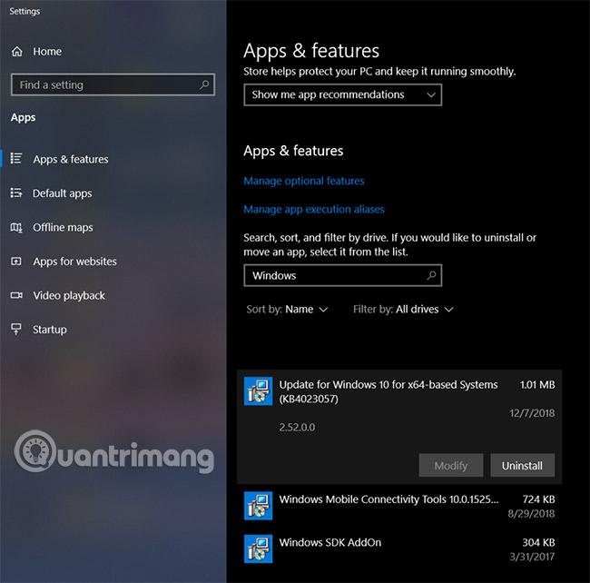 Sửa lỗi 0x80070643 trên Windows - Ảnh minh hoạ 3