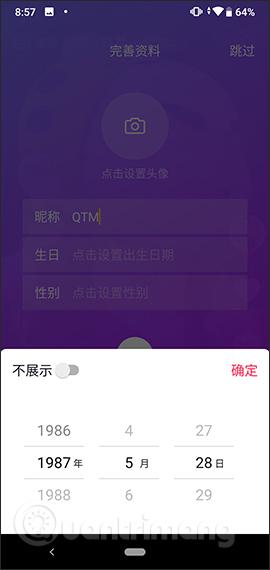 Cách đăng ký tài khoản TikTok Trung Quốc - Ảnh minh hoạ 27