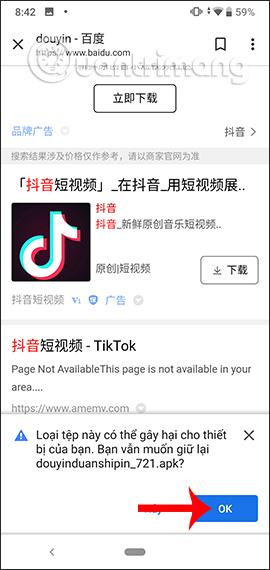 Cách đăng ký tài khoản TikTok Trung Quốc - Ảnh minh hoạ 4