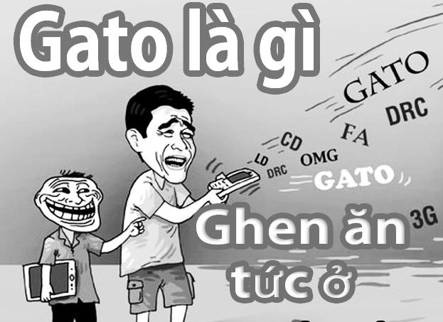 Những ý nghĩa khác của từ Gato