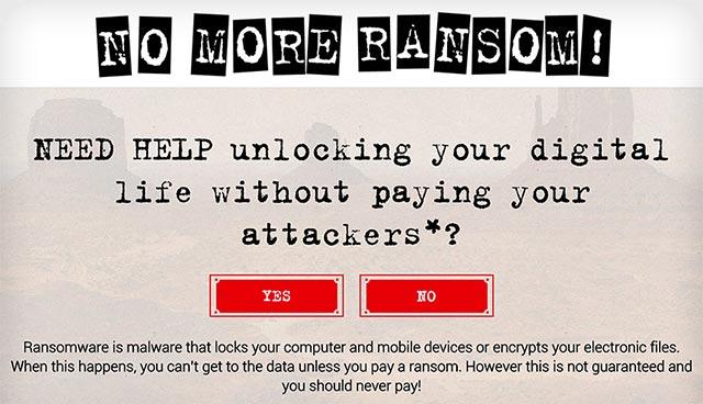no more ransom la co dau trong cuoc chien chong ransomware2