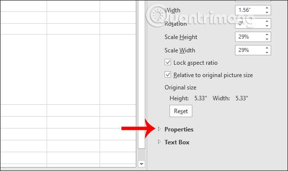 Tùy chỉnh ảnh trong Excel