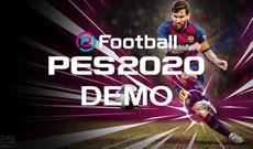 Đã có bản demo eFootball: PES 2020 miễn phí trên SteamReal, mời tải về và trải nghiệm