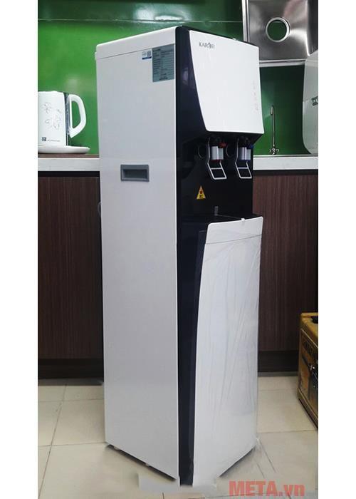 Máy lọc nước nóng lạnh Karofi HCV351-WH