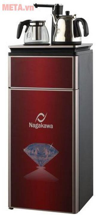 Bình nước lọc nóng lạnh Nagakawa NAG0502